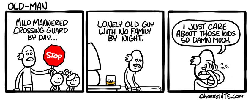 Old-Man!