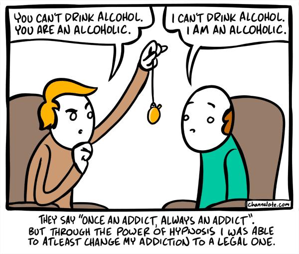 Hey, bartender, got any powdered vodka? I could really go for some powdered vodka right now.