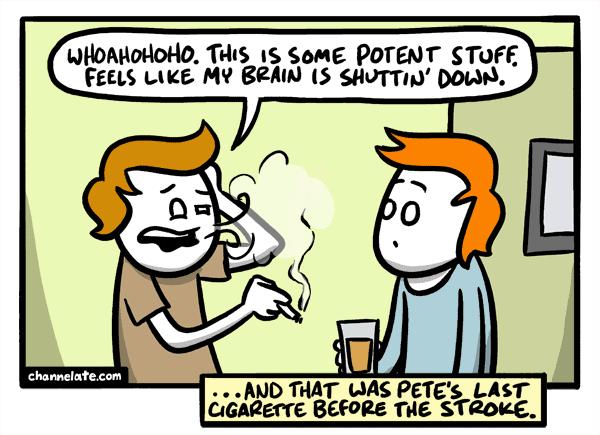 Potent stuff.