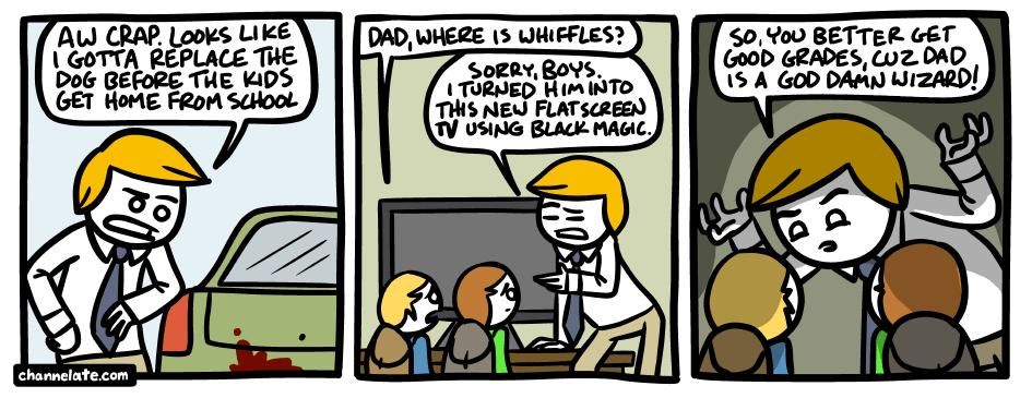 Whiffles.