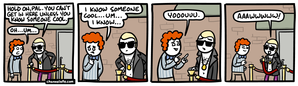 Nightclub.