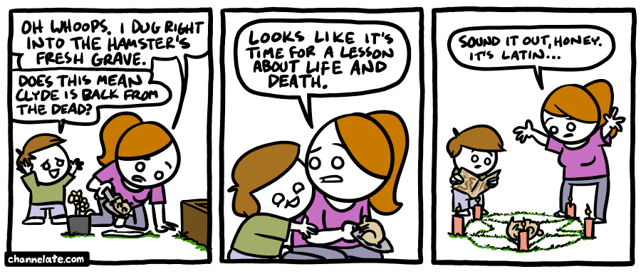 Life and Death.