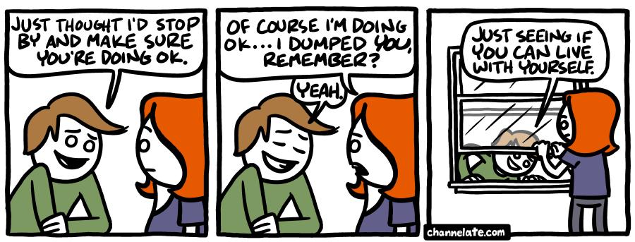 Doing ok.