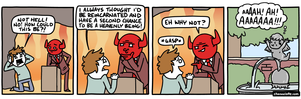 Not Hell!