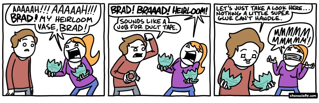 Heirloom.