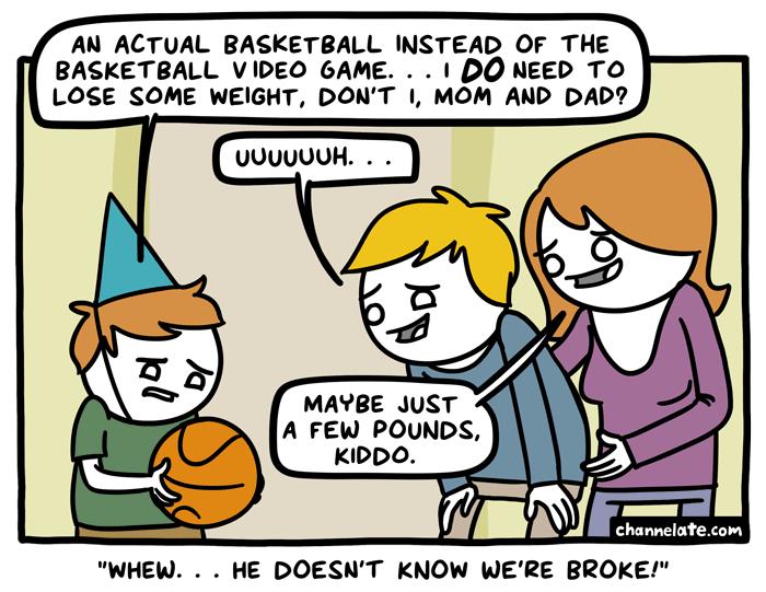 B-ball.