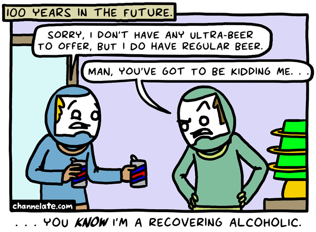 100 years in the future.