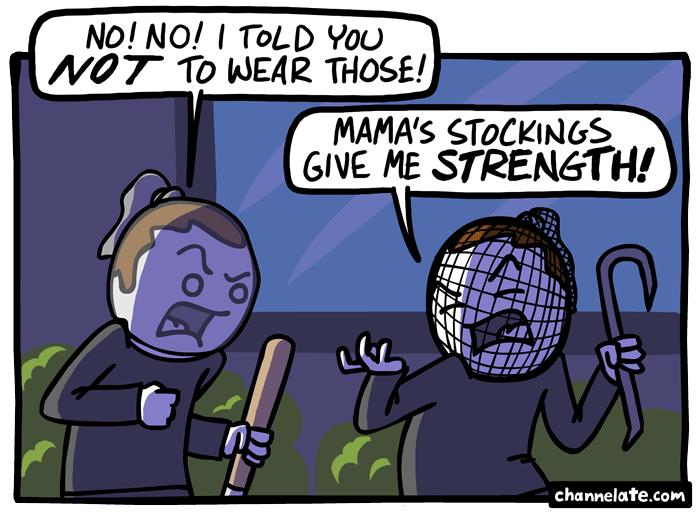 Burgler'n.