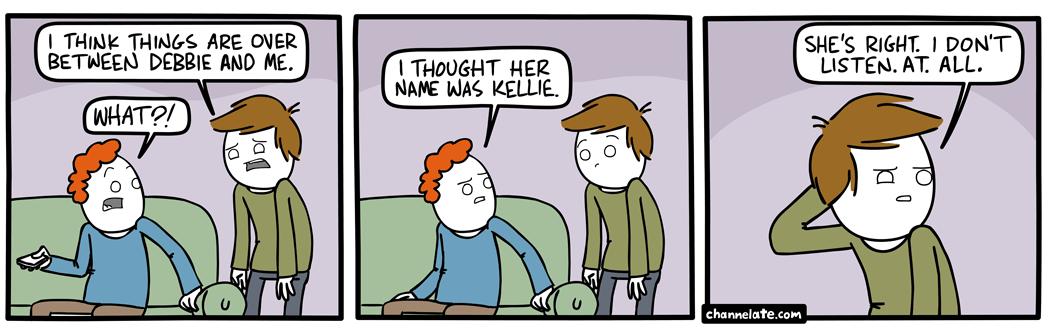 Debbie.