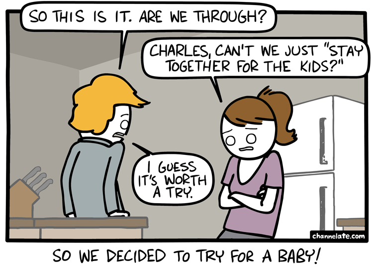 The kids.