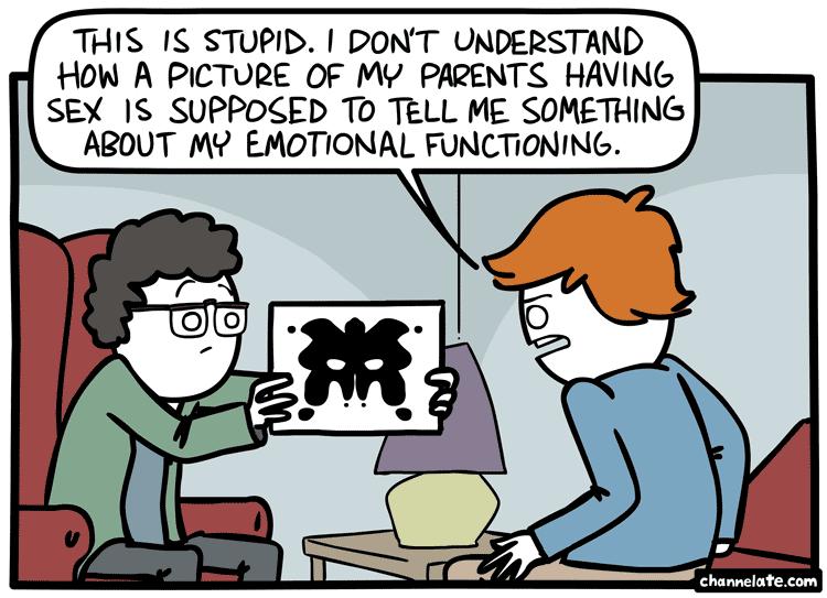 Rorschach.