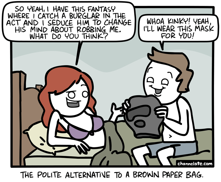 This fantasy.