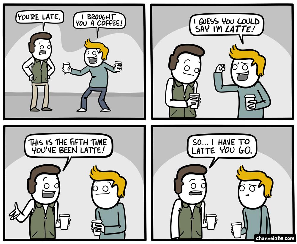 Latte.