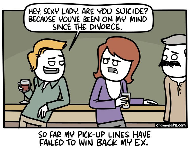 Hey, sexy lady.