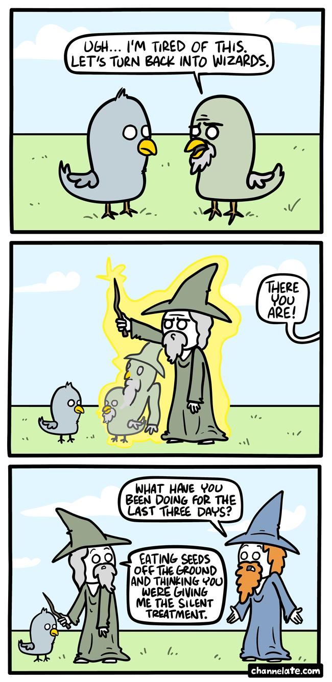 Wizbirds.