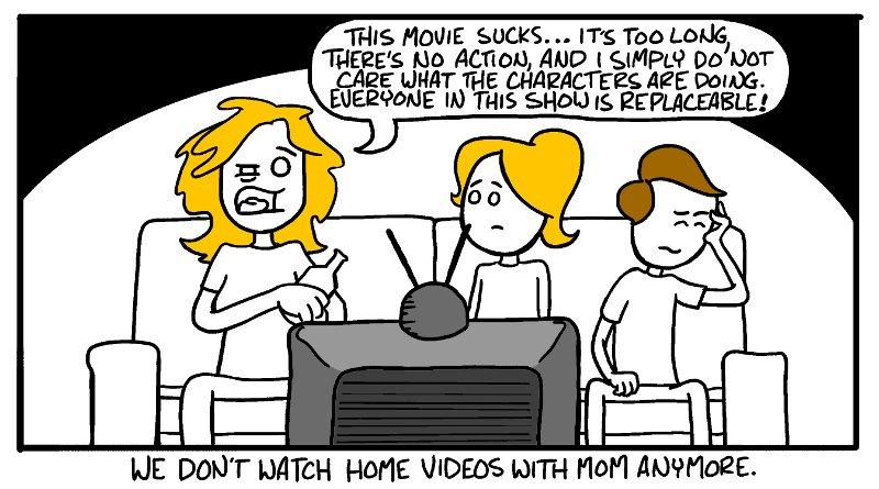 This movie sucks.