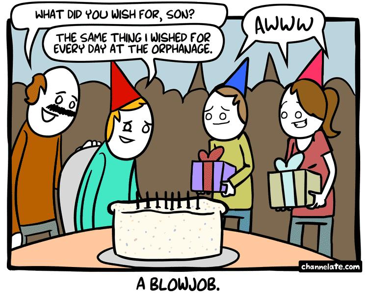 Birthday Wish.