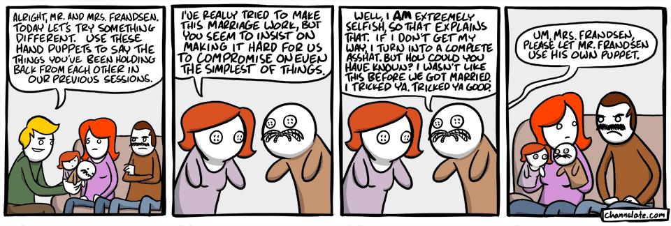Hand Puppet.