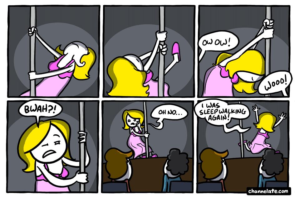 Ow ow.
