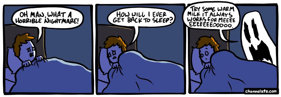 Nightmare.