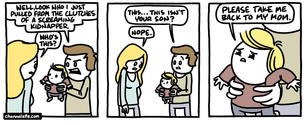 Kidnapper.