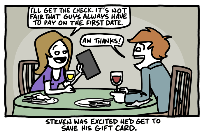 First Date.