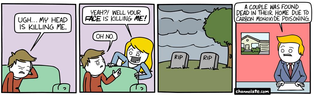 … is killing me.
