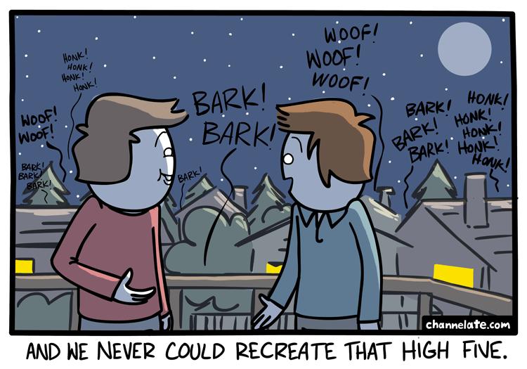 Bark Bark.