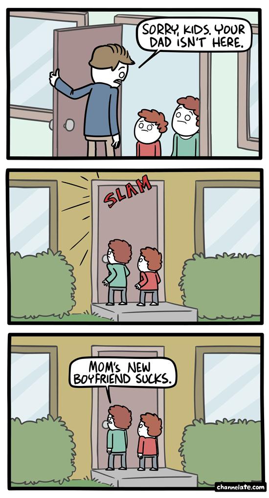 Sorry, kids.