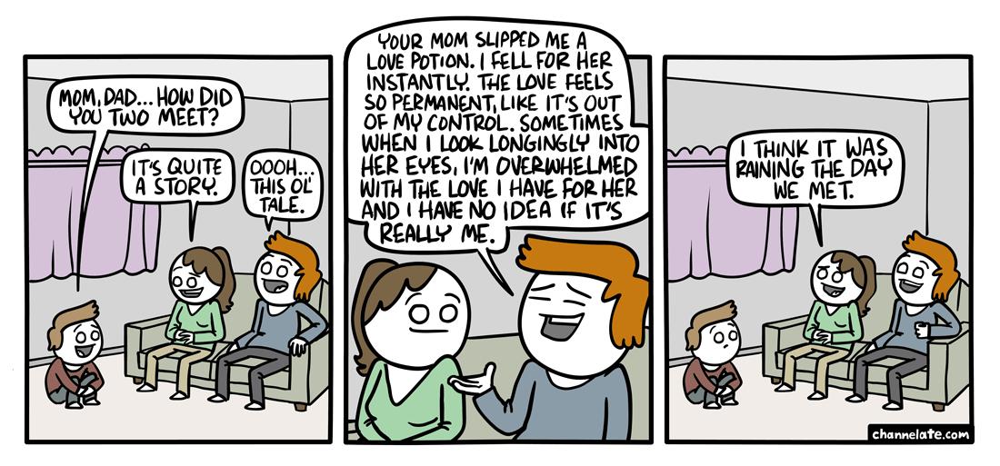 Meet.