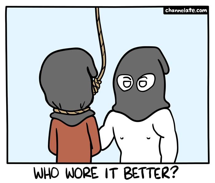 Wore it…