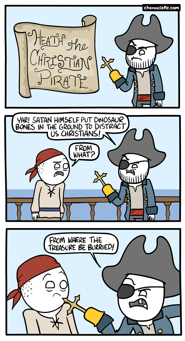 Christian Pirate.