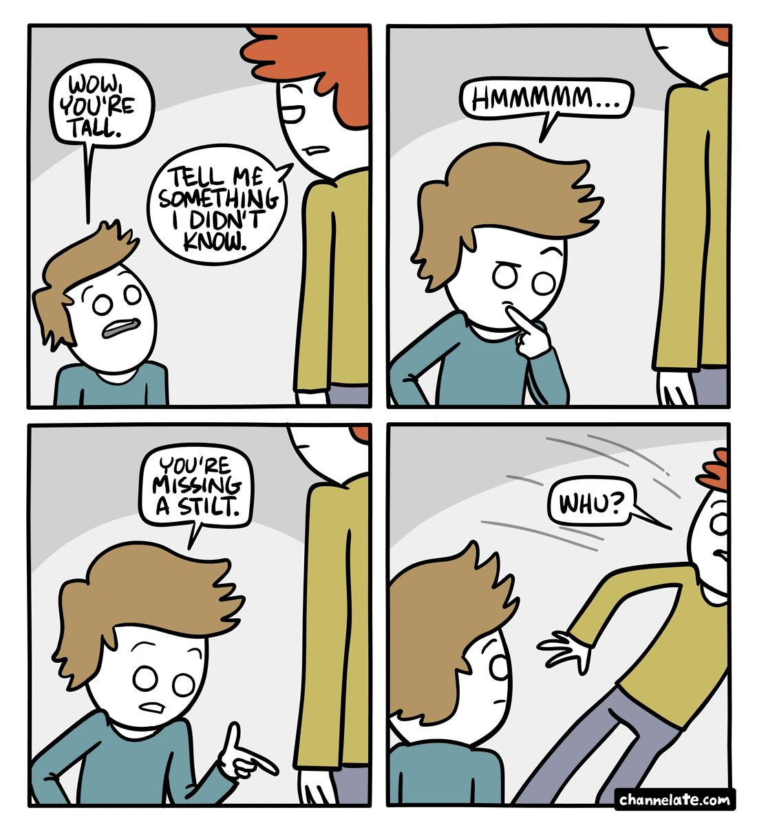 Tall.