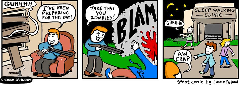 GUEST COMIC: Jason Poland
