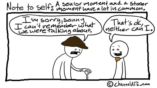 Seniors and Stoners.