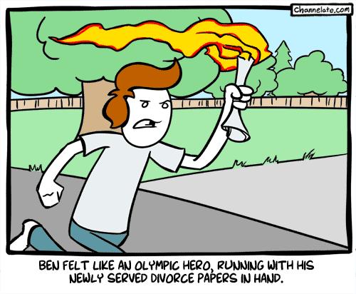 Torch Runner.