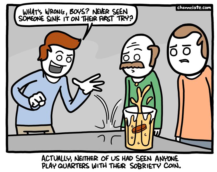 Quarters.