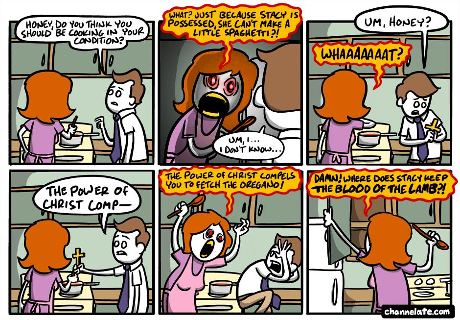 Spaghett.