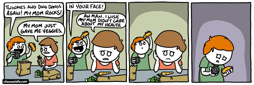 Veggies.