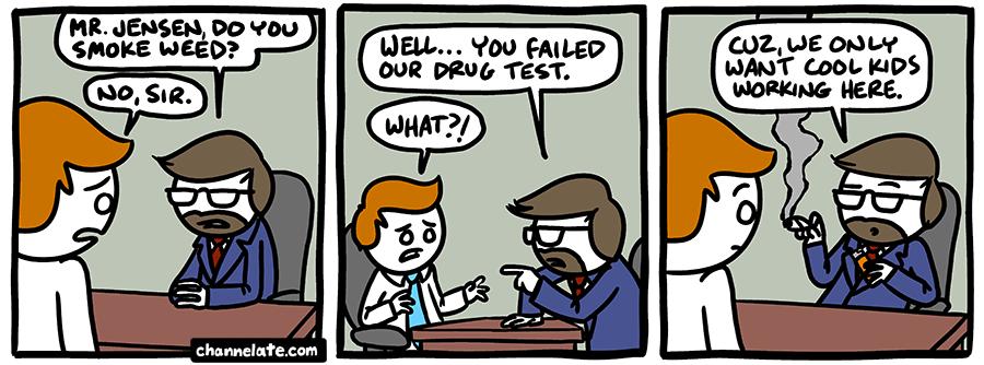 Drug Test.