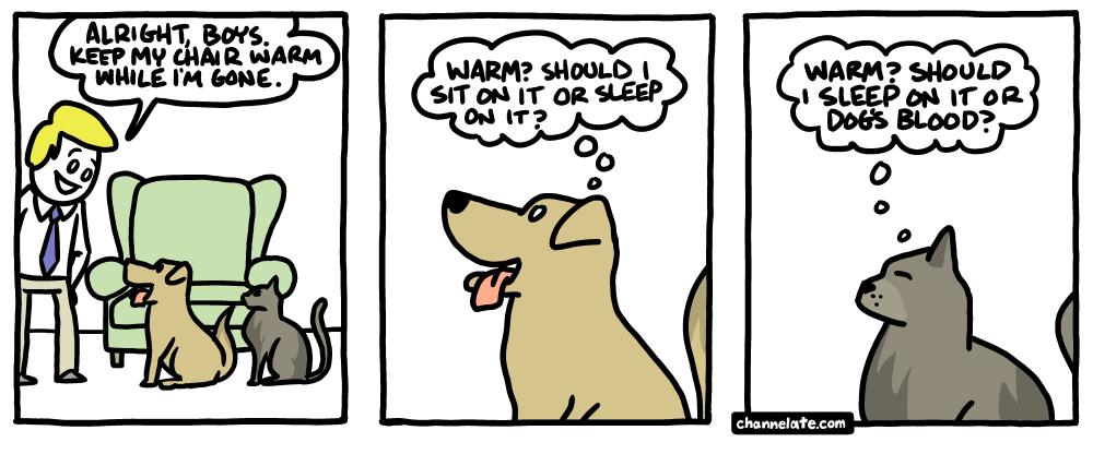 Keep it warm.