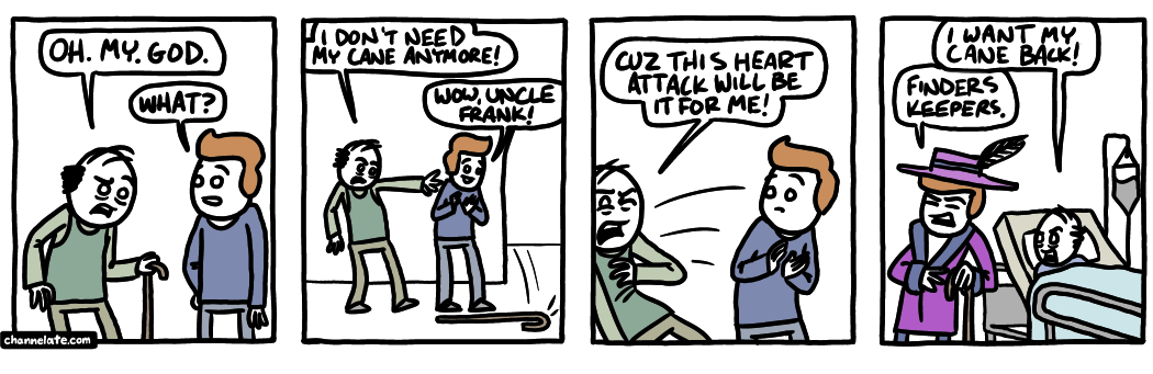 Uncle Frank.