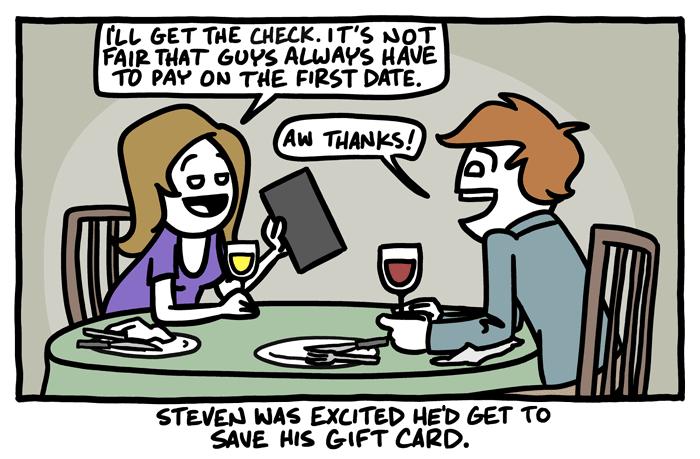 First Date.