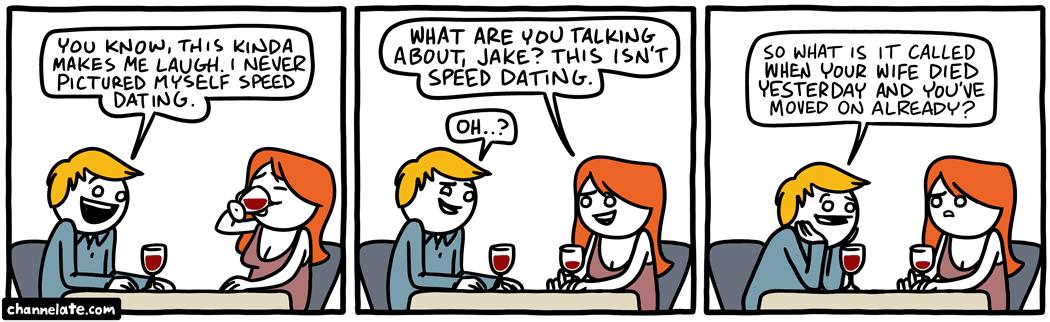 Dating.