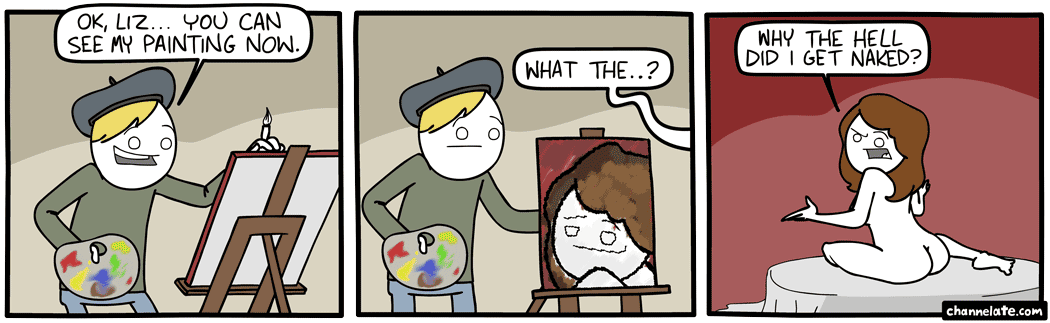 Painting.