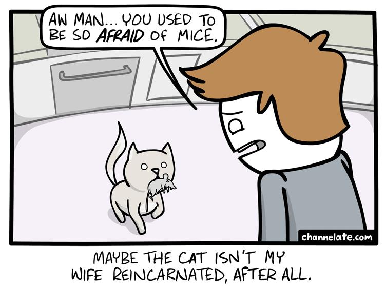 Mice.