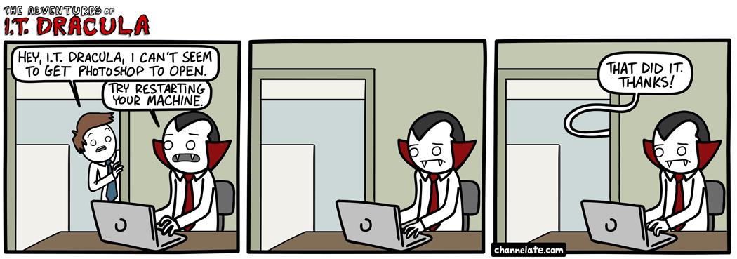 I.T. Dracula