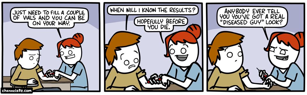 A couple of vials