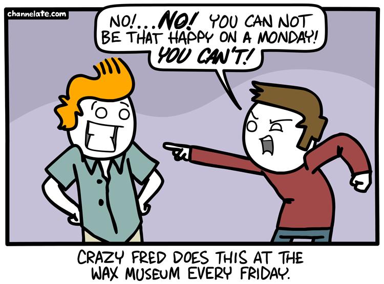 No…. NO!
