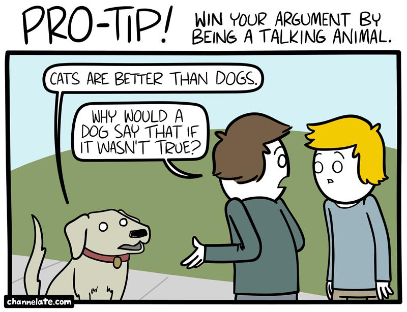 Pro-tip.